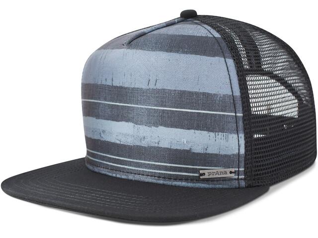 Prana Vista Trucker Hat Granite Woodward